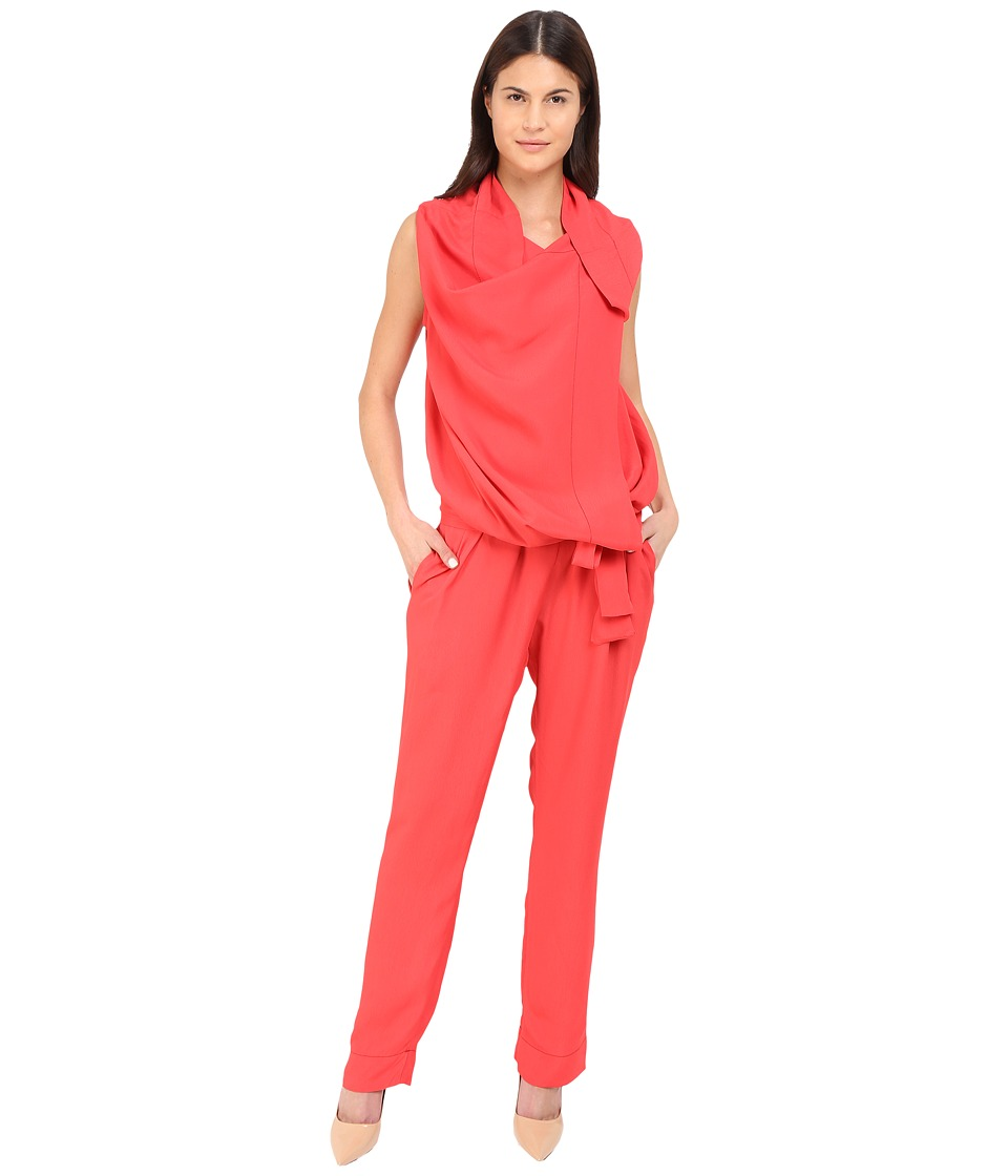 Vivienne Westwood - Square Jumpsuit (Sunset) Women's Jumpsuit & Rompers One Piece