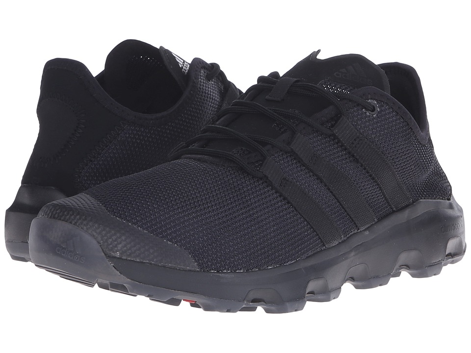 adidas Outdoor - climacool(r) Voyager (Core Black/Core Black/Core Black) Athletic Shoes