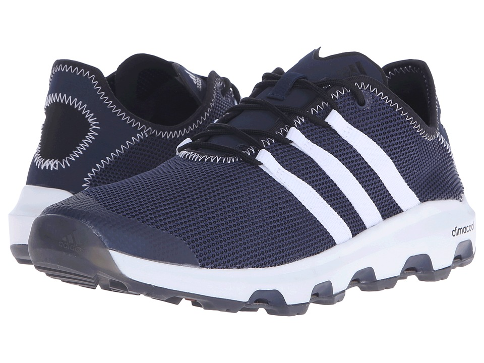 adidas Outdoor - climacool(r) Voyager (Collegiate Navy/Footwear White/Mid Grey) Athletic Shoes