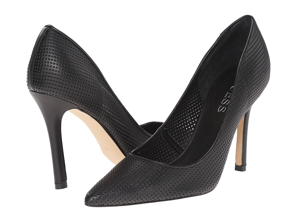 GUESS - Eloys (Black Perf) High Heels