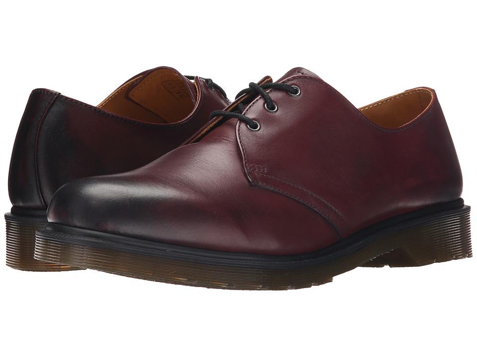 Dr. Martens 1461 3-Eye Shoe (Cherry Red Temperley) Men