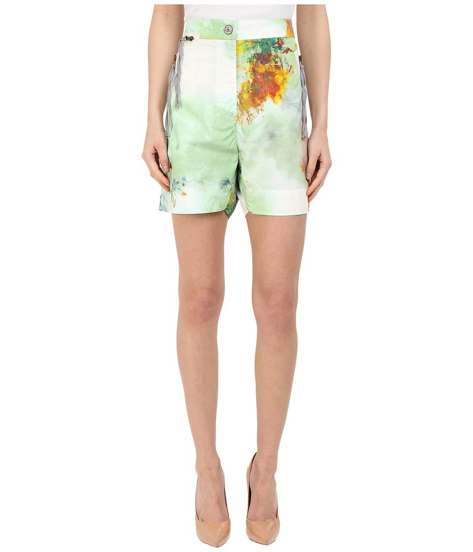 Vivienne Westwood - Glade Zipper Shorts (Multi) Women's Shorts