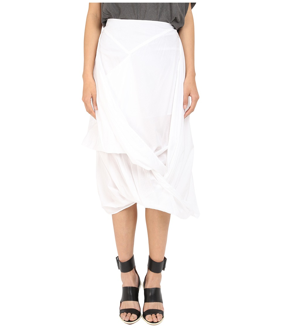 Vivienne Westwood - Eight Skirt (Optical White) Women's Skirt
