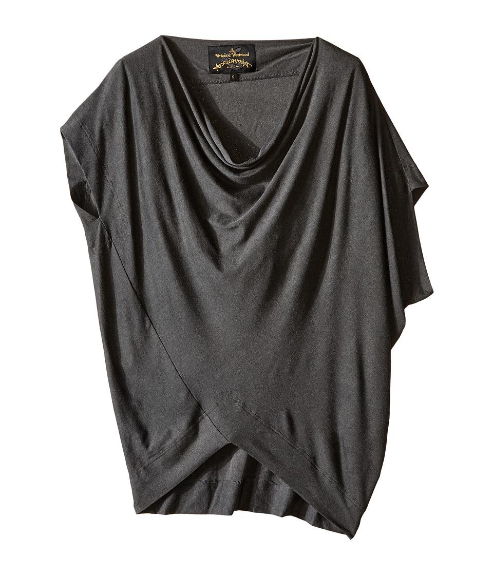 Vivienne Westwood - Plant Top (Grey) Women's Blouse