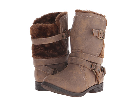 CARLOS by Carlos Santana - Hagen (Taupe) Women's Pull-on Boots