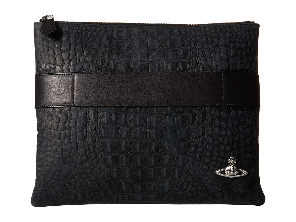 Vivienne Westwood - Amazon Man (Black) Clutch Handbags