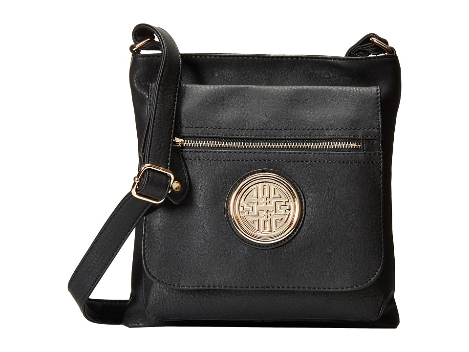 Gabriella Rocha - Minnie Crossbody Bag (Black) Cross Body Handbags