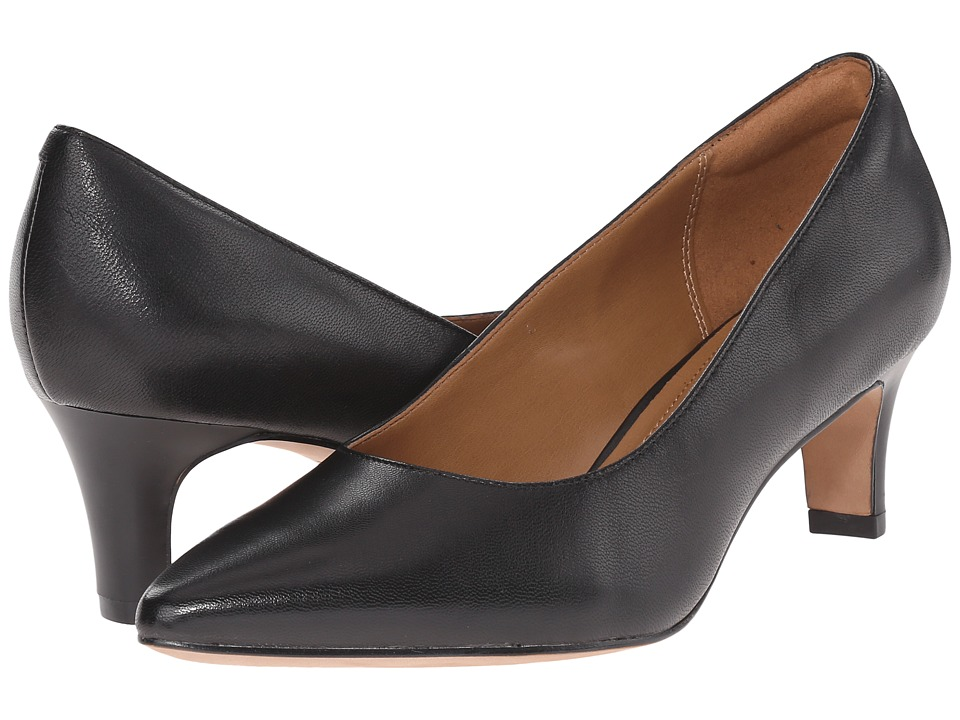 Clarks - Crewso Wick (Black) Women's Shoes