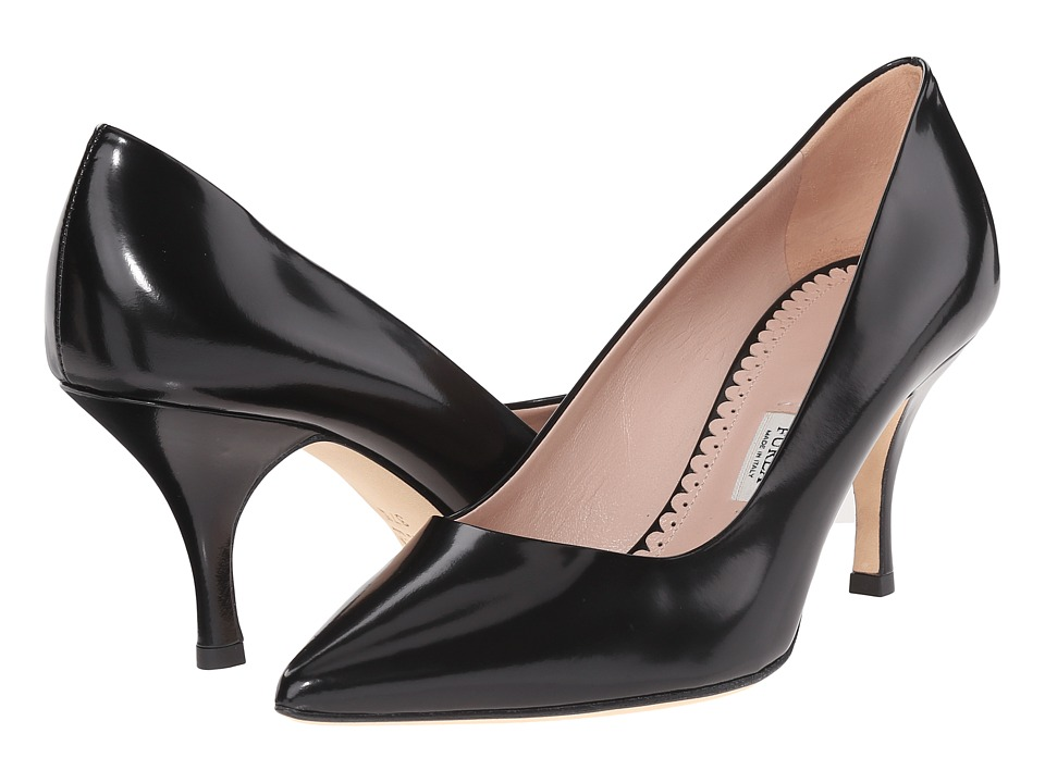 Furla - Giselle Pump 85mm (Onyx) High Heels
