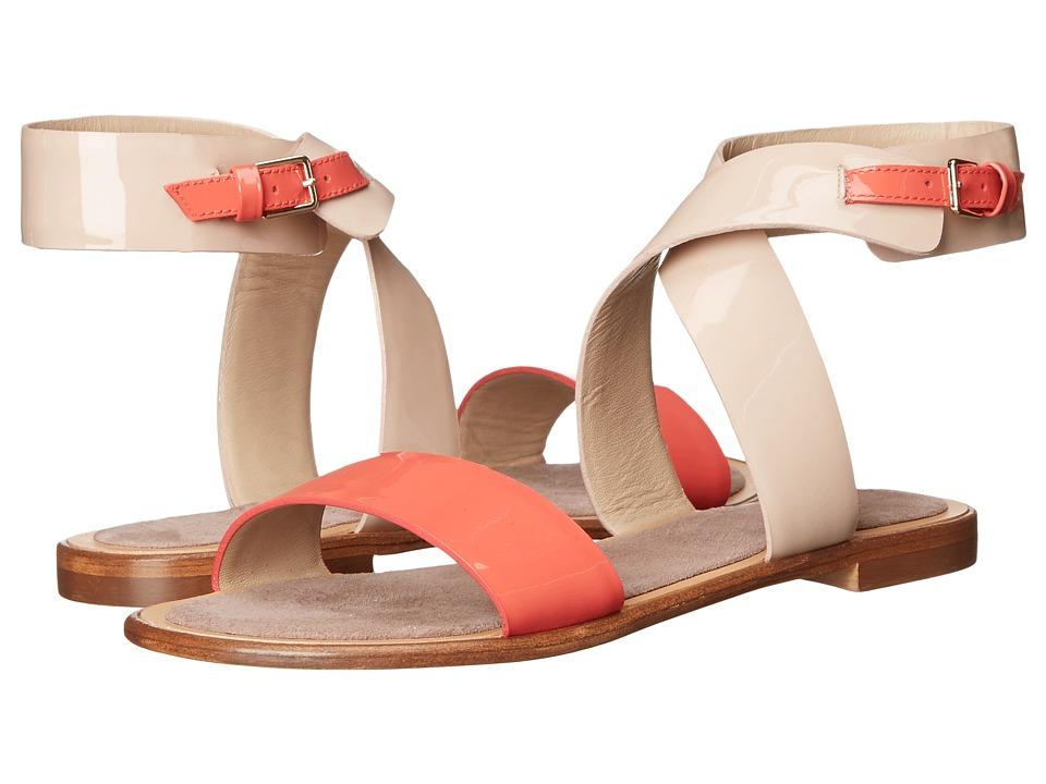 Furla - Strega Sandal (Rodonite/Magnolia) Women's Sandals