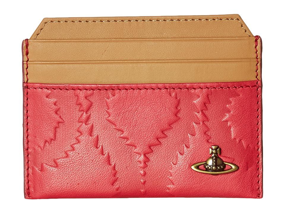 Vivienne Westwood - Squiggle (Coral) Handbags
