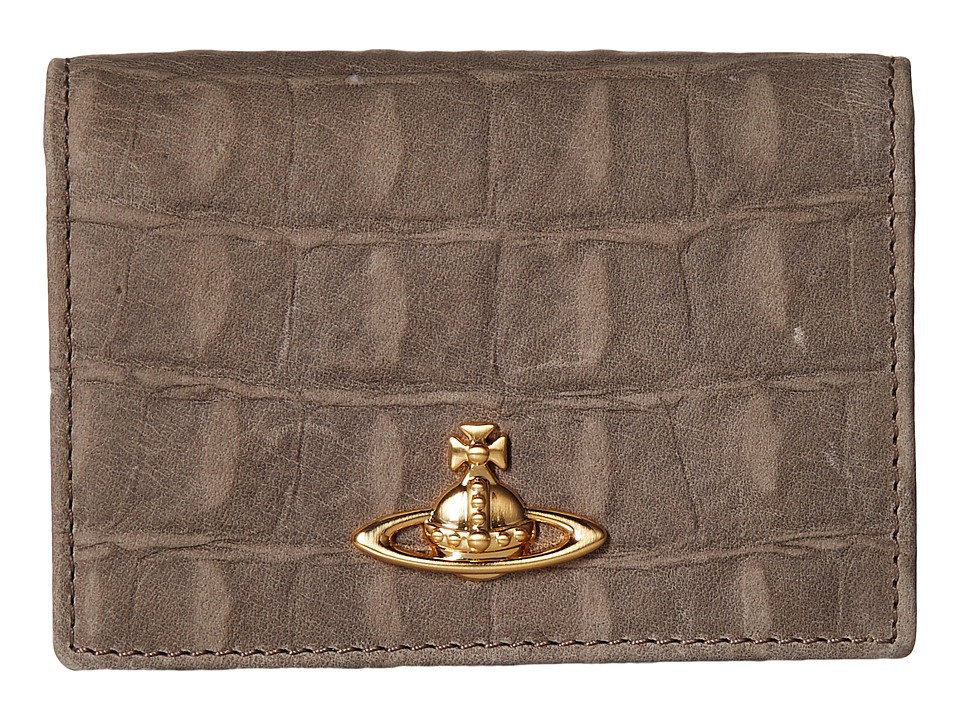 Vivienne Westwood - Amazonia (Grey) Wallet Handbags
