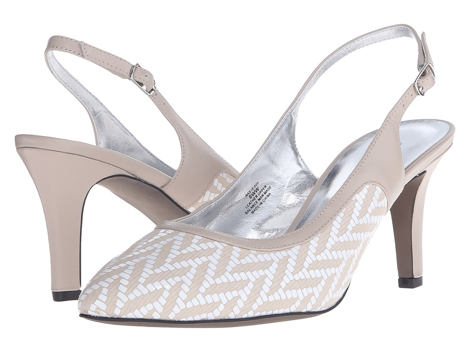 David Tate - Bella (Bone) Women's Sandals