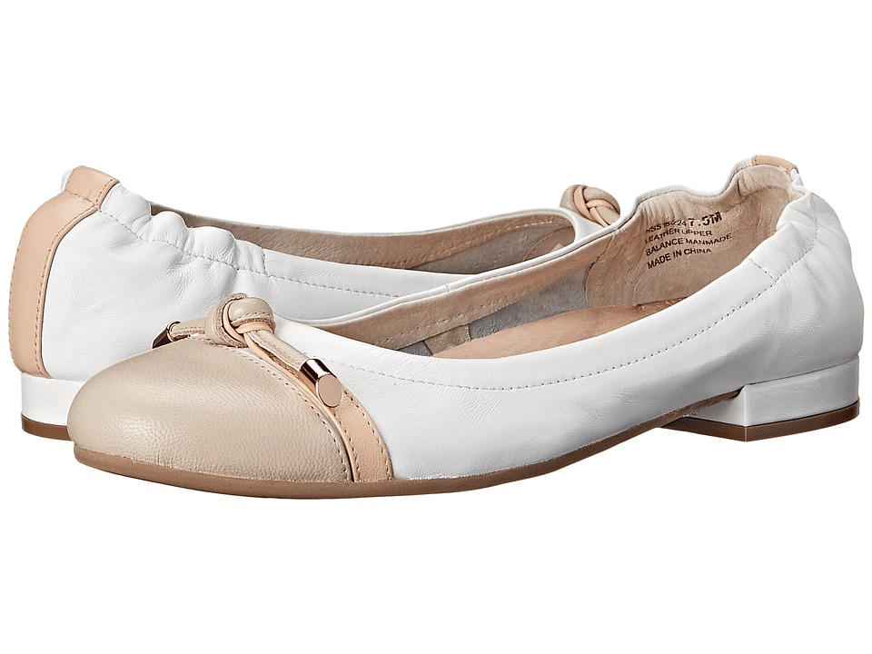 David Tate - Amelia (White) Women's Sandals