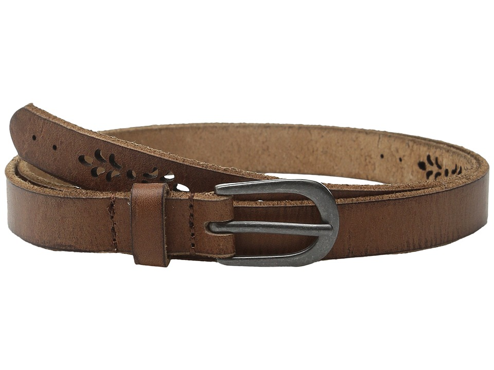 COWBOYSBELT - 209115 (Camel) Women's Belts