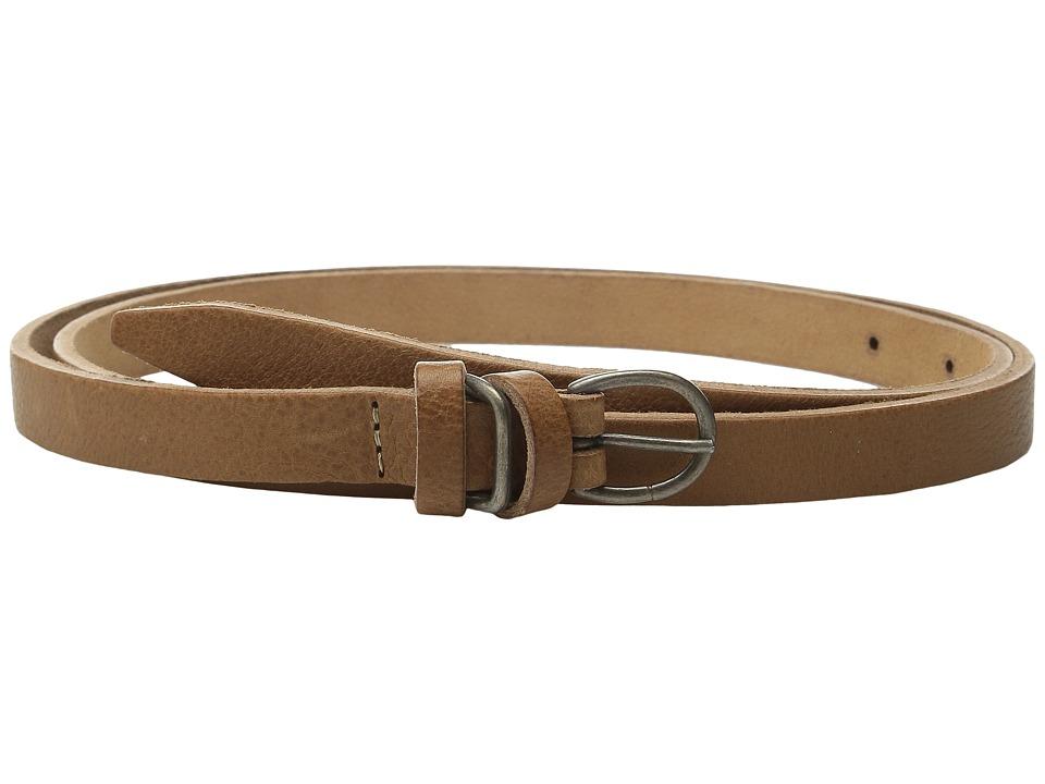 COWBOYSBELT - 159044 (Camel) Women's Belts