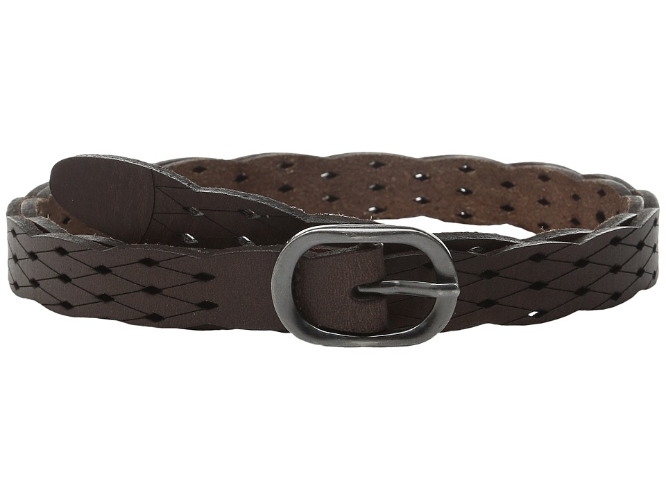 COWBOYSBELT - 209120 (Brown) Women's Belts