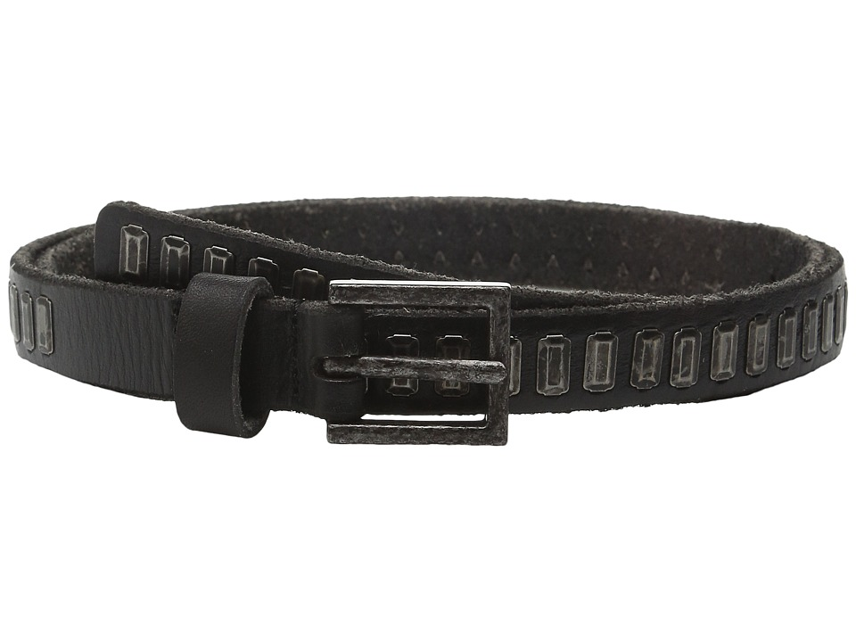 COWBOYSBELT - 209105 (Black) Women's Belts