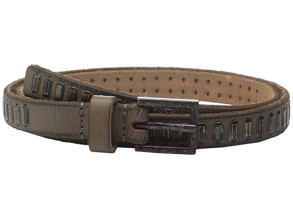 COWBOYSBELT - 209105 (Mud) Women's Belts