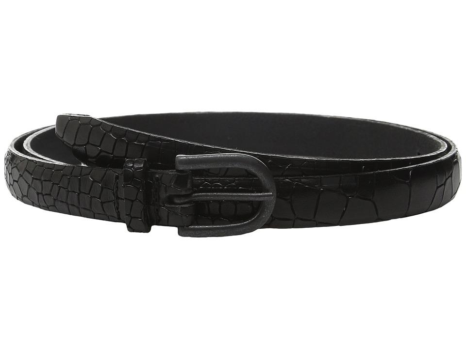 COWBOYSBELT - 209116 (Black) Women's Belts