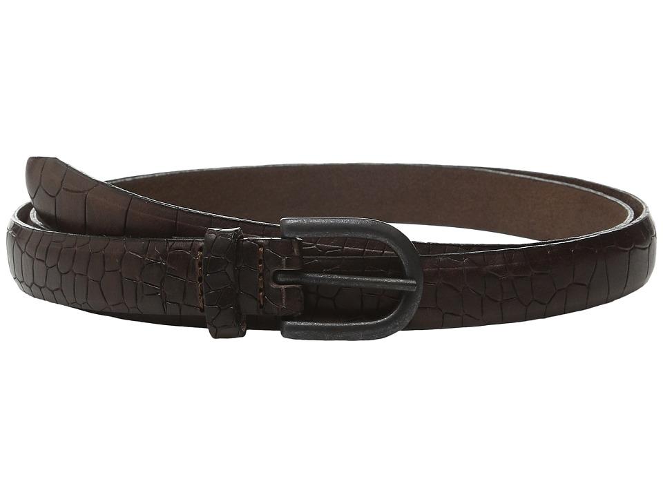 COWBOYSBELT - 209116 (Brown) Women's Belts
