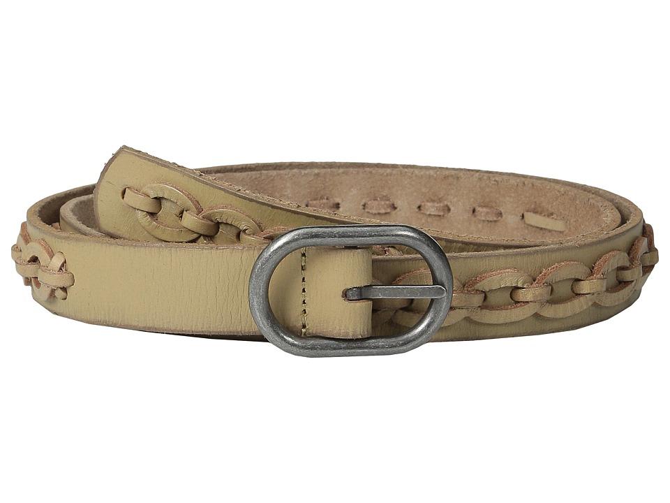 COWBOYSBELT - 259113 (Sand) Women's Belts