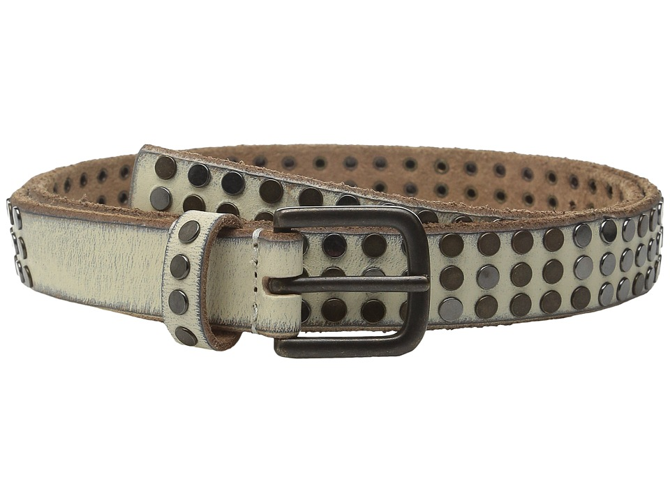 COWBOYSBELT - 259107 (Off-White) Women's Belts