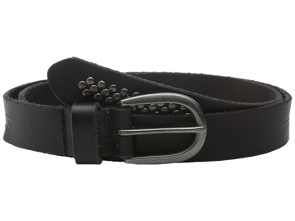 COWBOYSBELT - 259110 (Black) Women's Belts