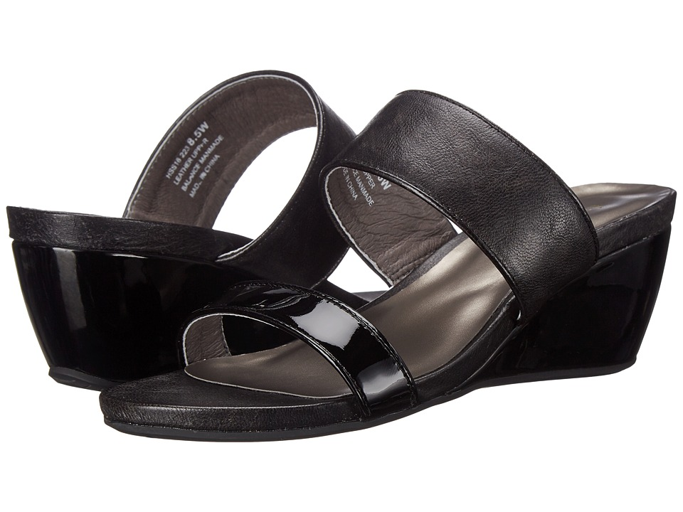 David Tate - Charlotte (Black) Women's Sandals