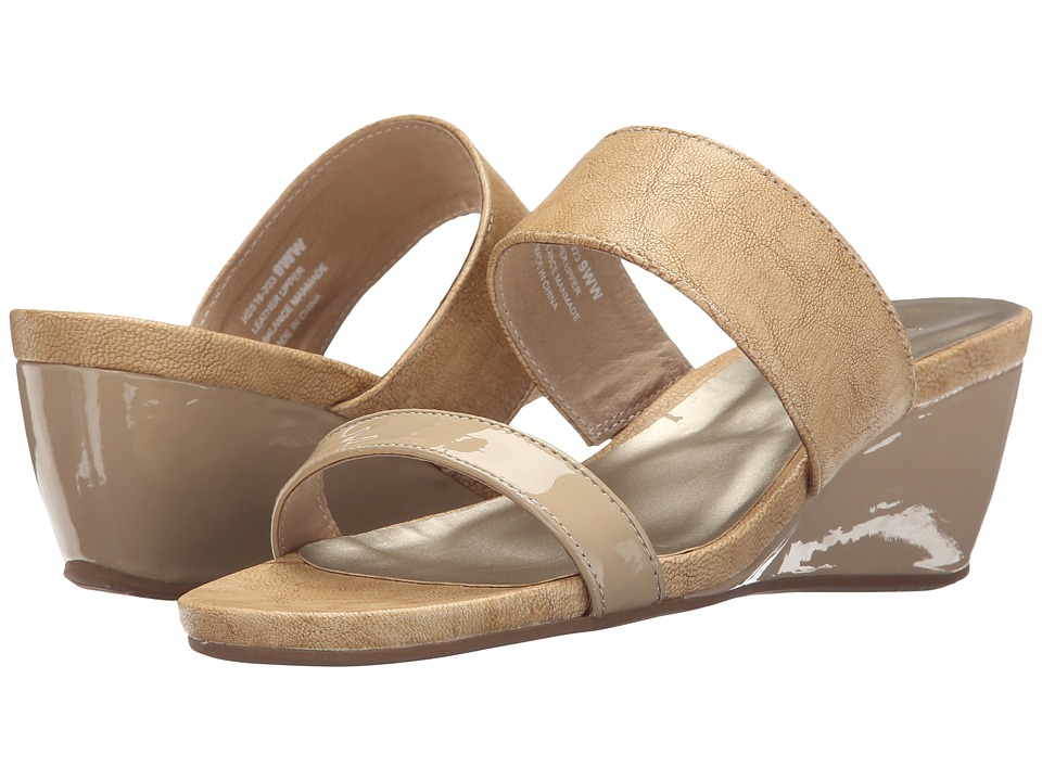 David Tate - Charlotte (Nude) Women's Sandals