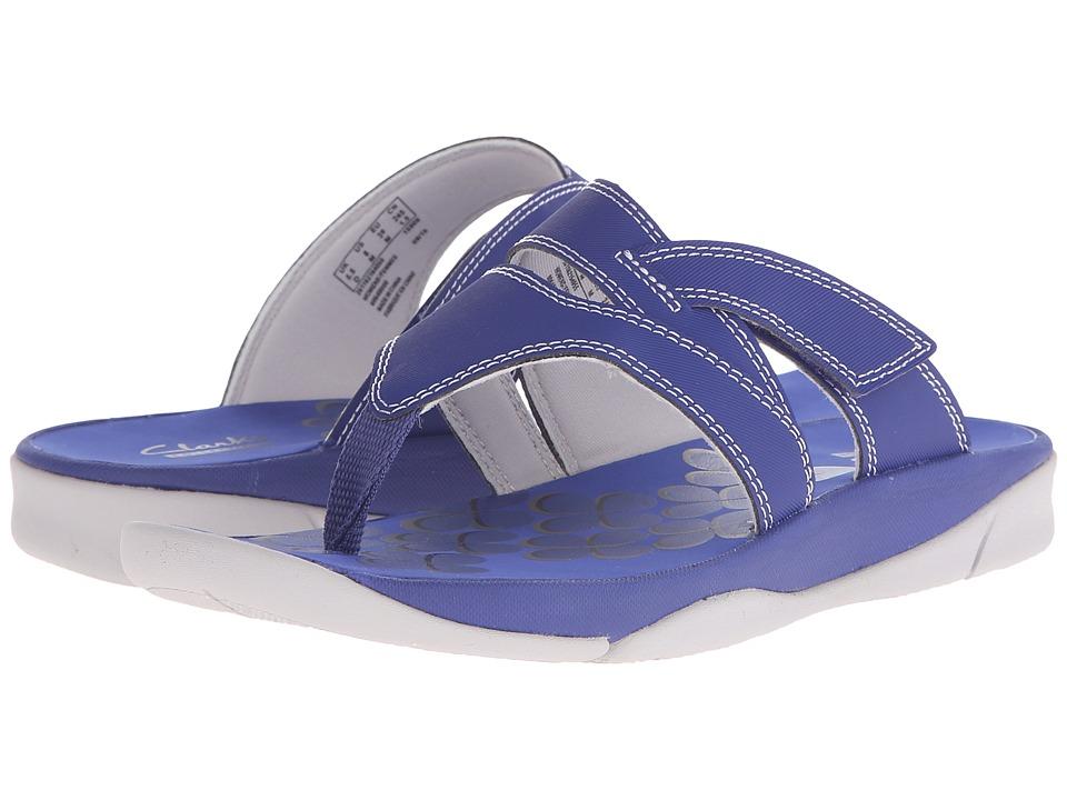 Clarks - Tresca Track (Blue) Women