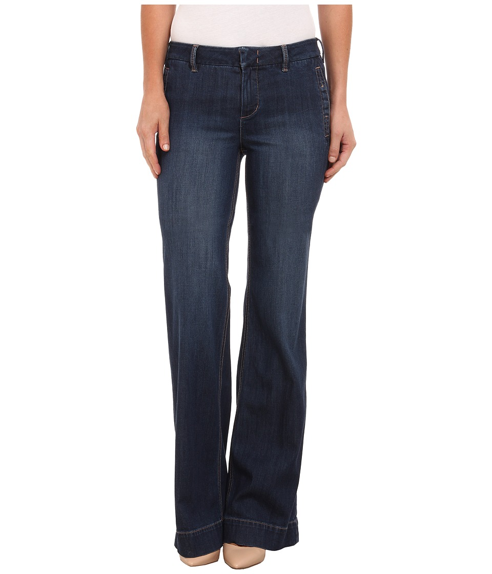 Level 99 - Natasha High Waist Flare in Maverick (Maverick) Women's Jeans