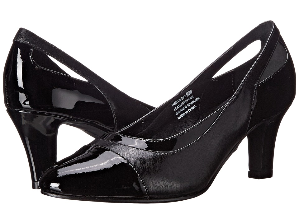 David Tate - Grove (Black) Women's Sandals
