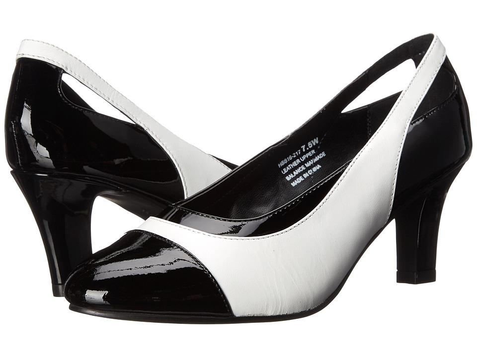 David Tate - Grove (White) Women's Sandals