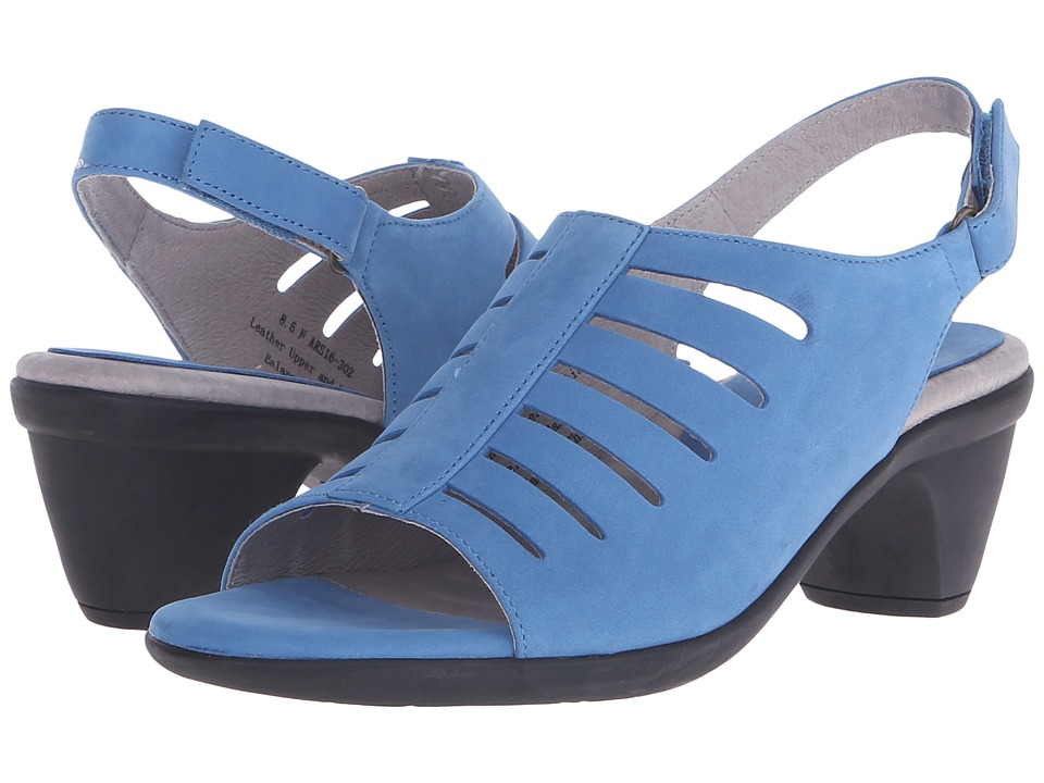 David Tate - Lexus (Denim) Women's Sandals