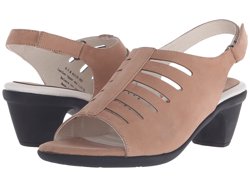 David Tate - Lexus (Tan) Women's Sandals