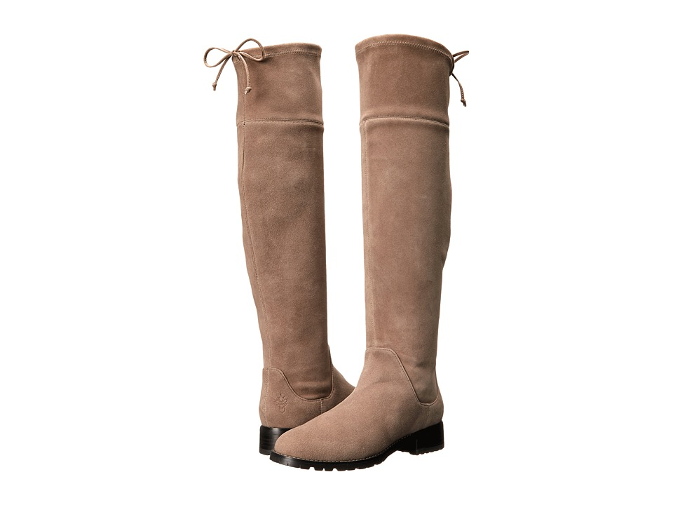 Blondo - Snow Waterproof (Taupe Suede) Women's Boots