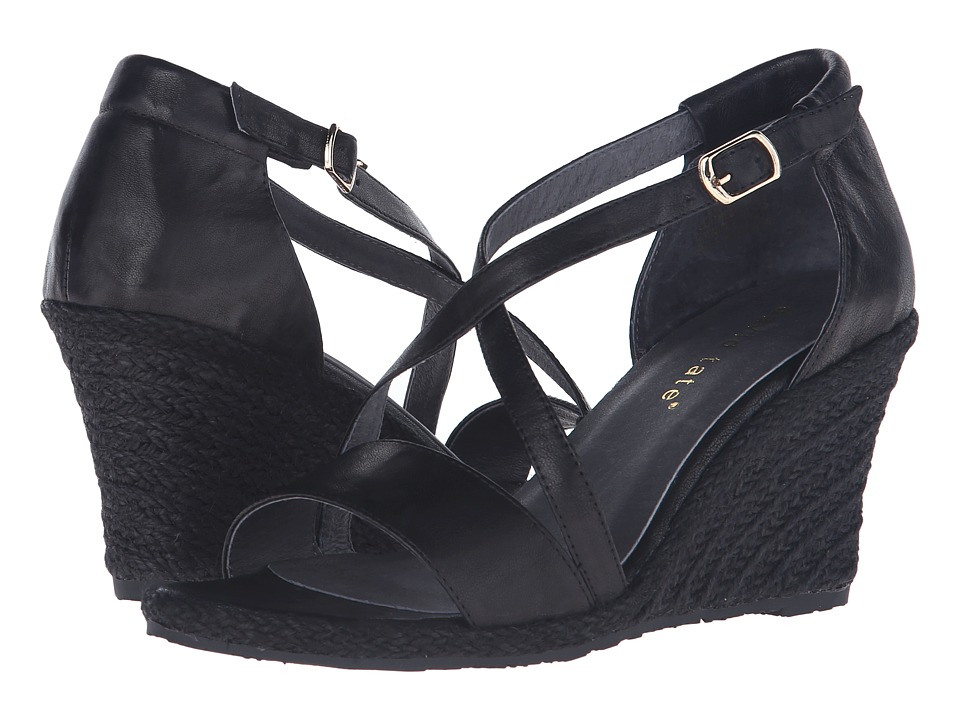David Tate - Salma (Black) Women's Sandals