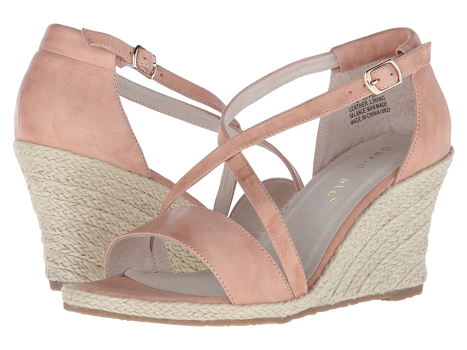 David Tate - Salma (Natural) Women's Sandals