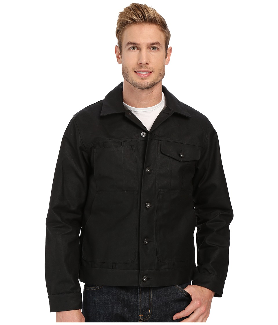Filson - Short Lined Cruiser (Black) Men's Coat