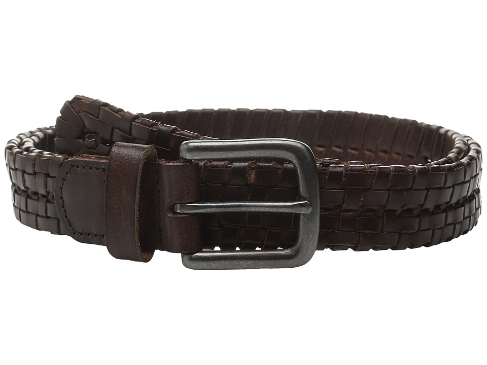 COWBOYSBELT - 33026 (Brown) Women's Belts