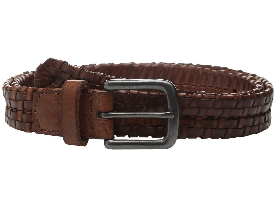 COWBOYSBELT - 33026 (Cognac) Women's Belts