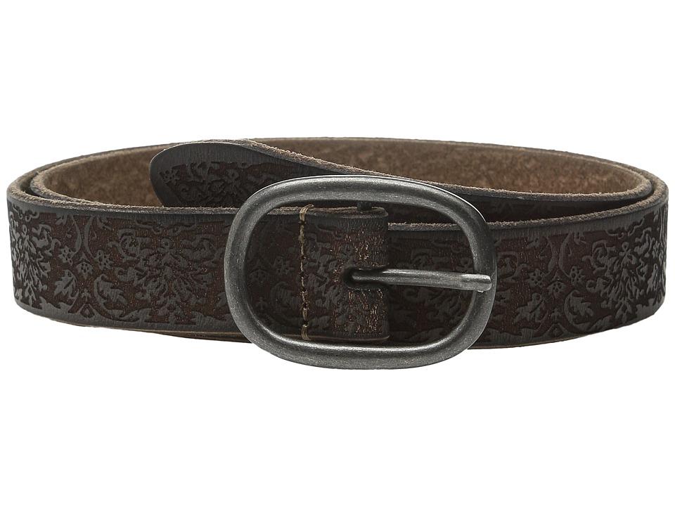 COWBOYSBELT - 309059 (Mud) Women's Belts