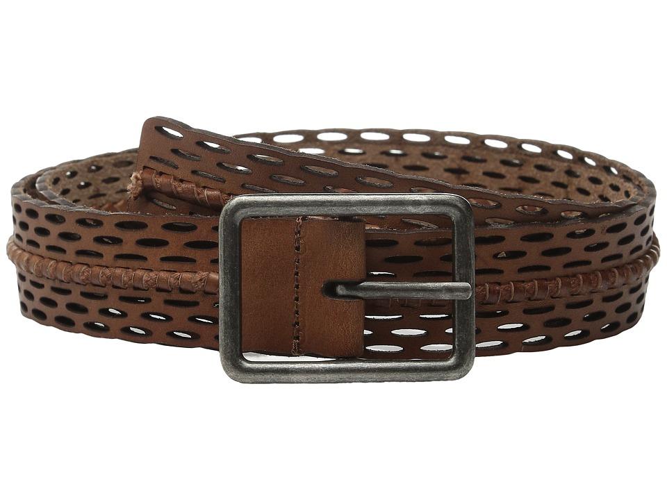 COWBOYSBELT - 359033 (Camel) Women's Belts