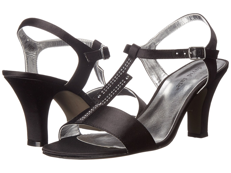 David Tate - Stargaze (Black) Women's Sandals