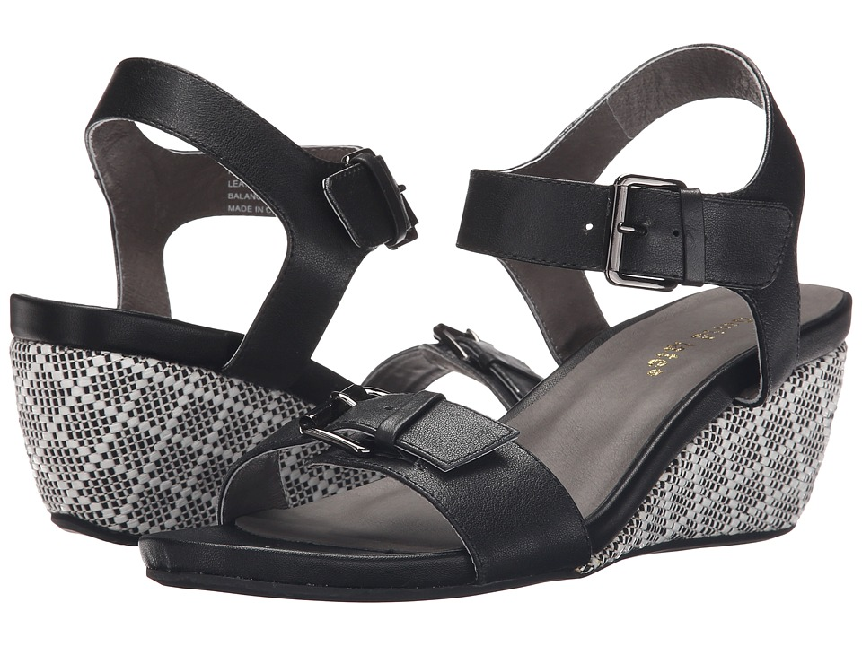 David Tate - Touch (Black) Women's Sandals