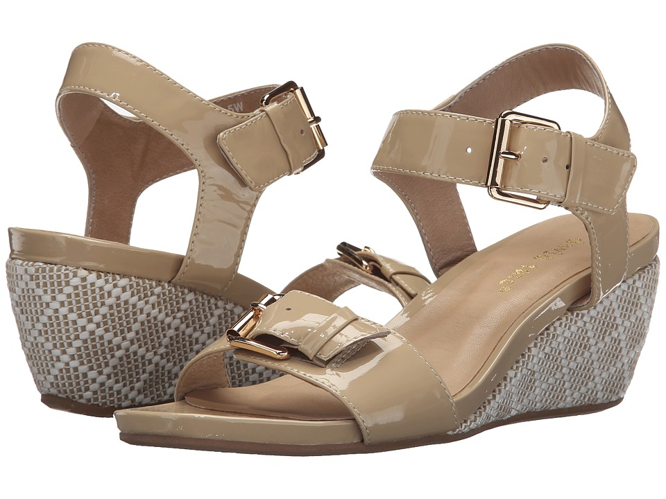 David Tate - Touch (Nude) Women's Sandals