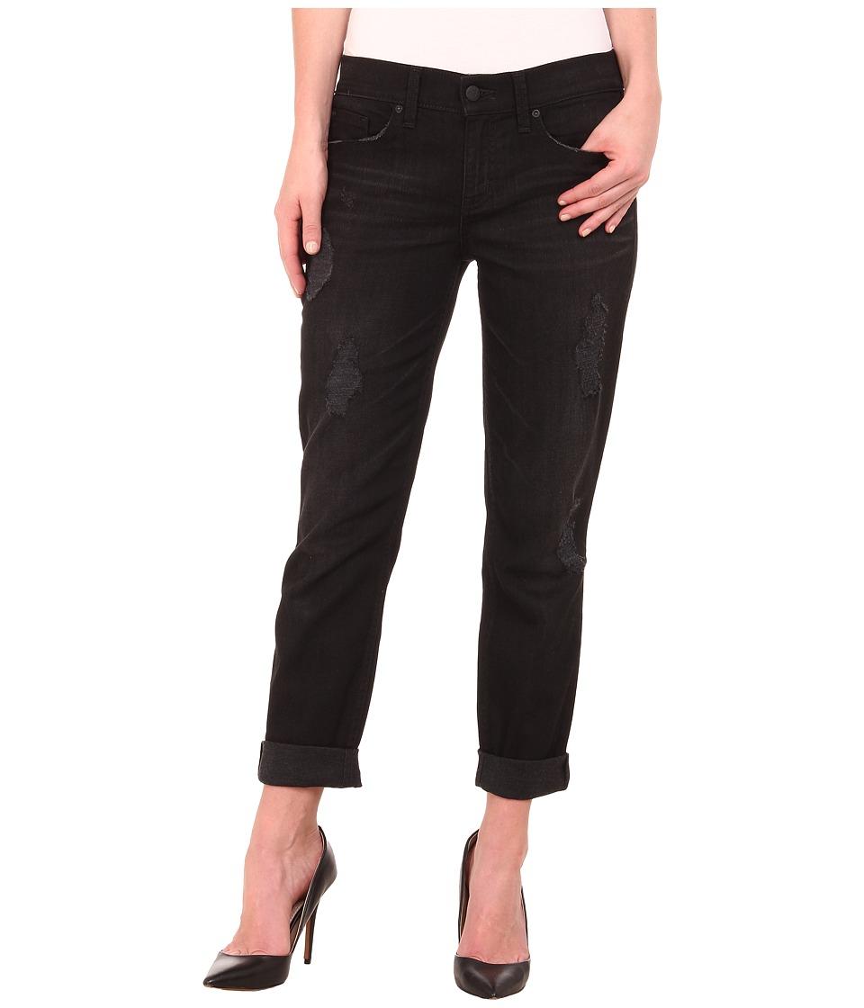 Level 99 - Sienna Tomboy in Licorice (Licorice) Women's Jeans