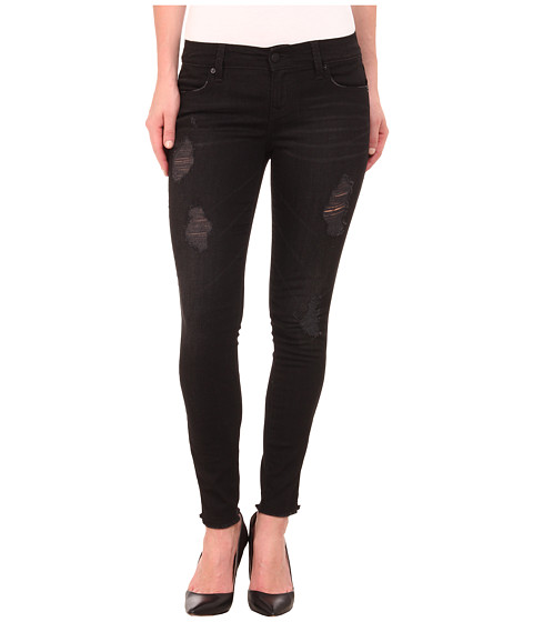 Level 99 - Janice Ultra Skinny in Licorice (Licorice) Women's Jeans