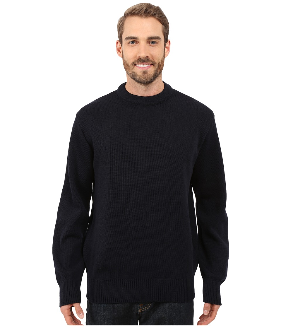 Filson - Crew Sweater (Navy) Men's Sweater